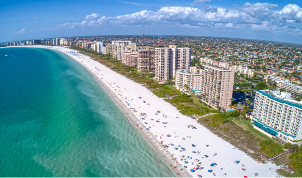 Safest Cities in Florida -  Marco Island