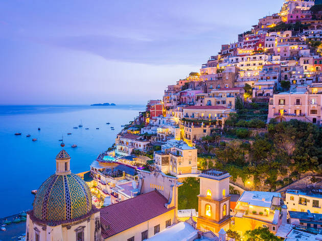 Sorrento, a Glittering Town
