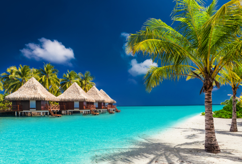The Most stunning beaches in Maldives