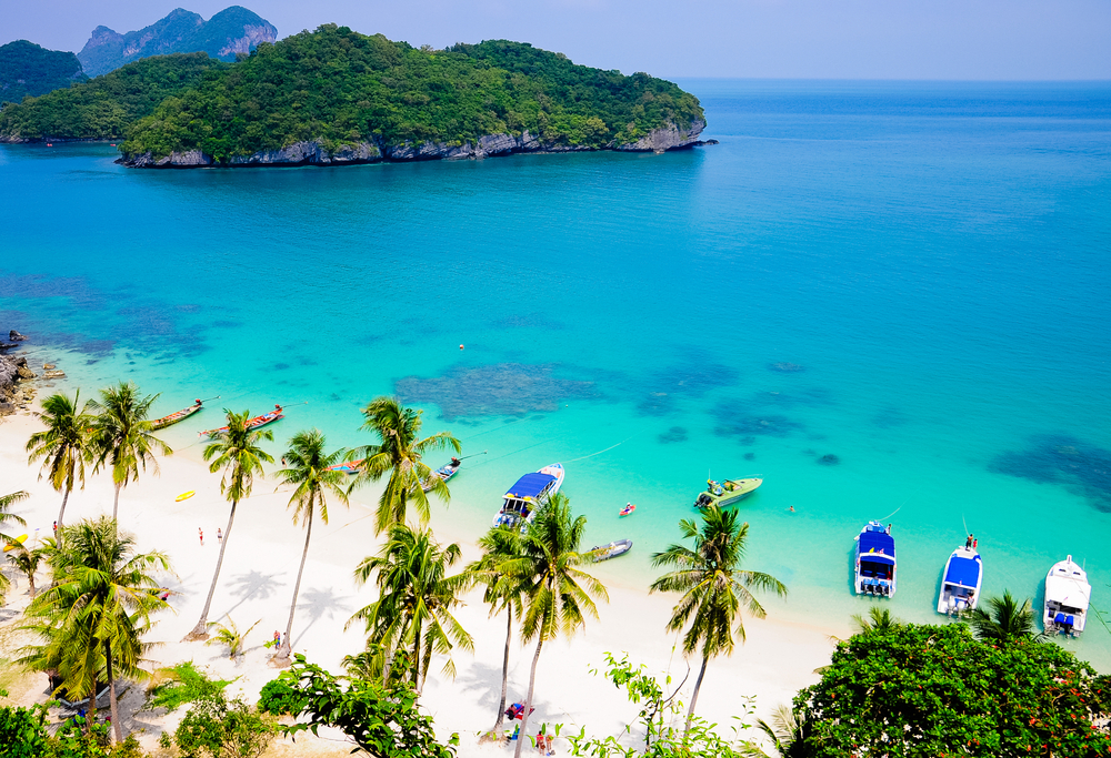 Best Places to Visit in Thailand Ang Thong National Marine Park – A Tropical Paradise