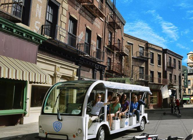 Top 13 beautiful places to visit in Los Angeles - Movie Studio Tours