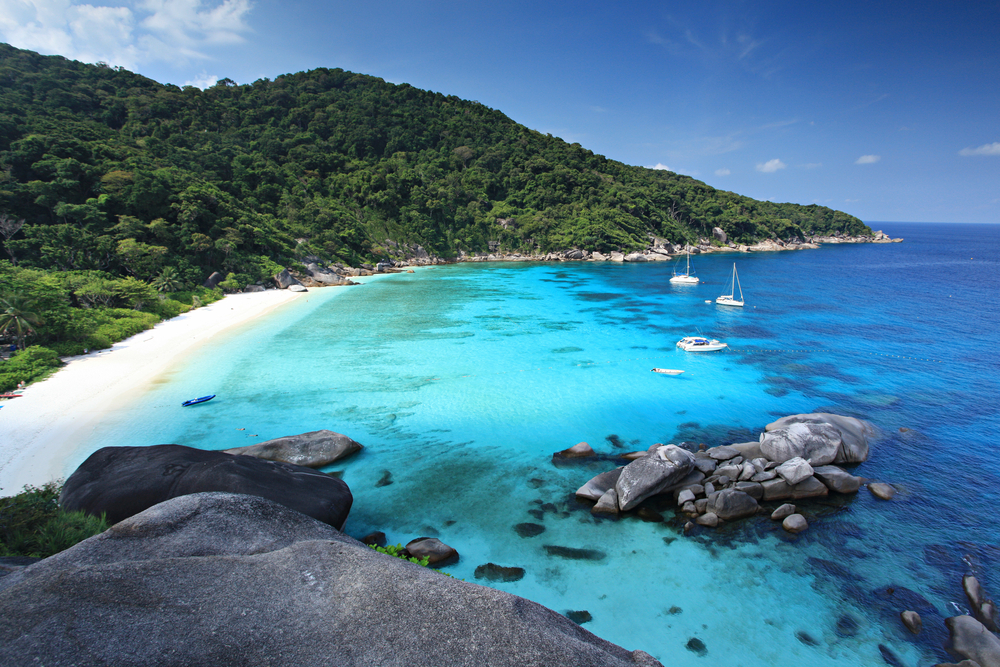 Best Places to Visit in Thailand Similan Islands