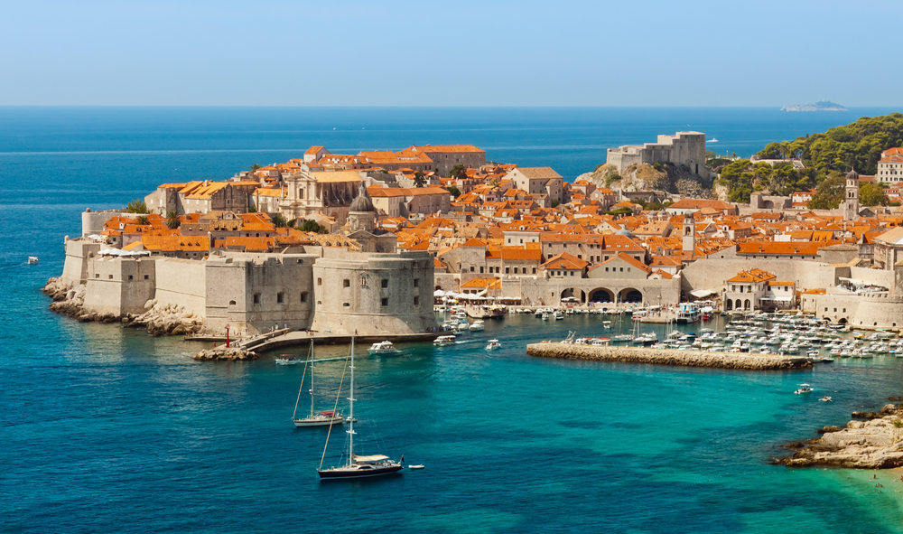 """2. Dubrovnik – """"Best Family Destination during the Falls and Winter Season."""""""