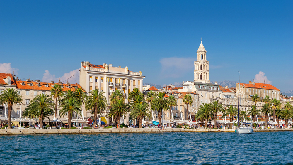 """7. Split – """"A perfect Family Falls Destination when tourists' have split to other parts of Croatia."""""""