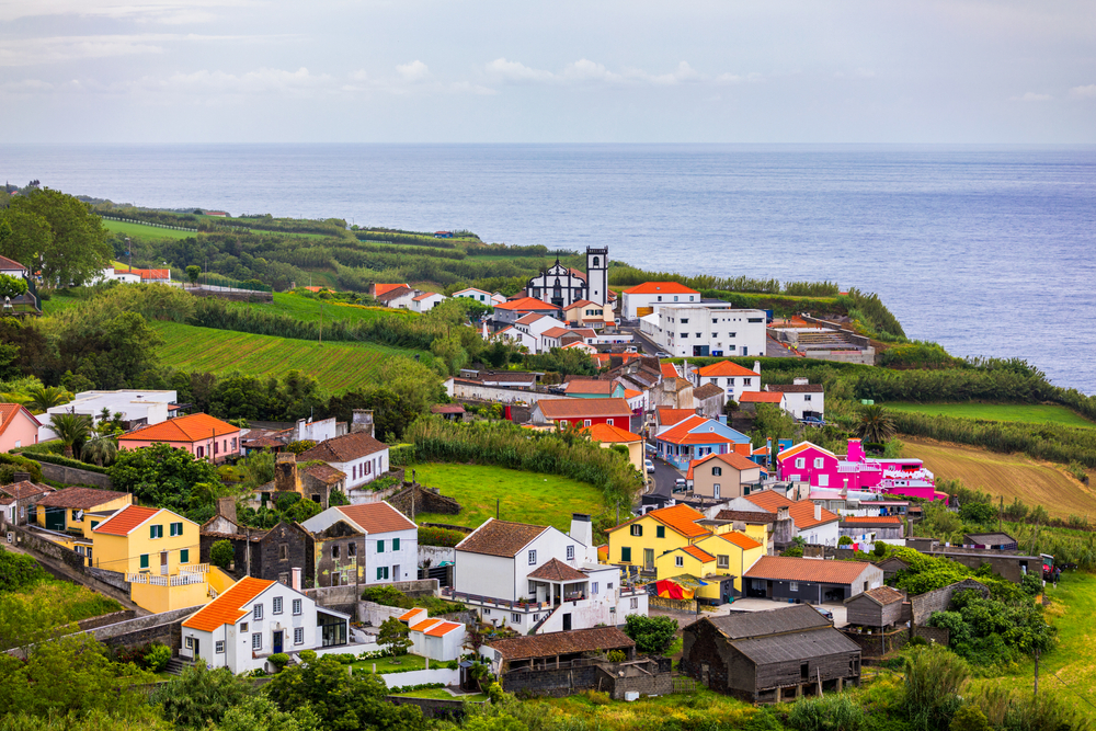 Portugal citie Azores island Best amazing places to explore