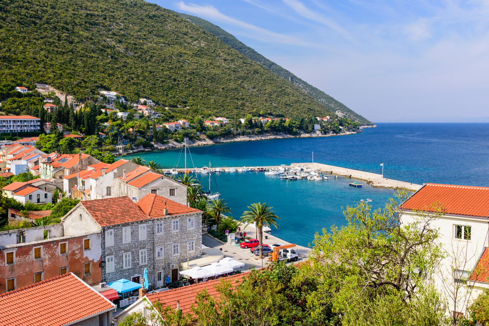 """9. Trpanj and Pelješac Peninsula isles – """"A pure Summer Season Family fun Holiday Destination and a mild winter's dream for people who love cool New Year's Eve celebrations."""""""