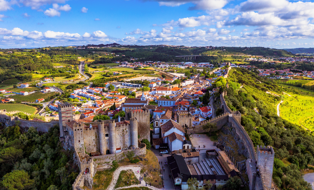 Portugal citie Obidos Best amazing places to explore