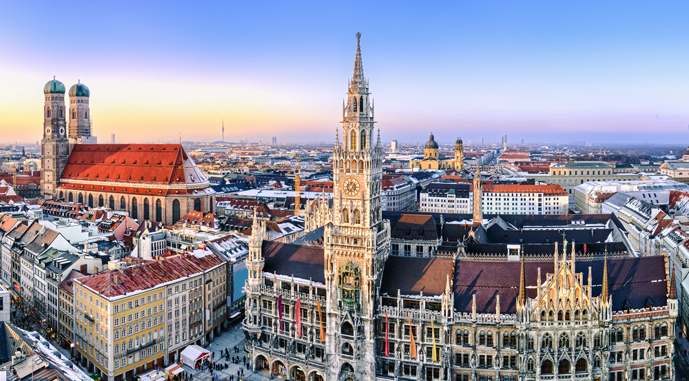 Major Cities in Germany Munich