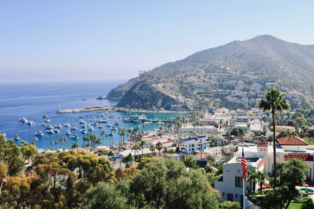 Top 13 beautiful places to visit in Los Angeles - Catalina Island