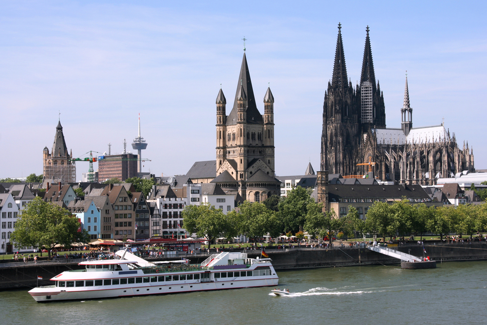 Major Cities in Germany Cologne