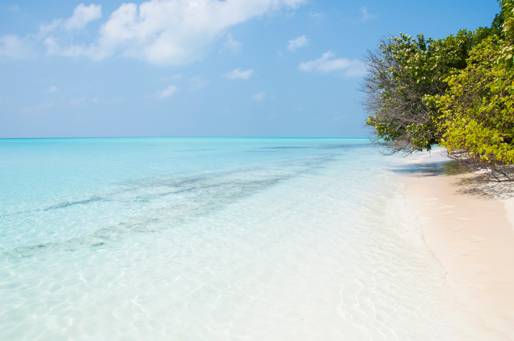Fulhadhoo Beach offers privacy and budget travel