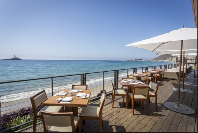 Top 13 beautiful places to visit in Los Angeles - Restaurants with Pacific Ocean view in LA