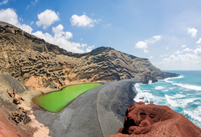 Lanzarote beach ~ Thehotelsbooking.Com