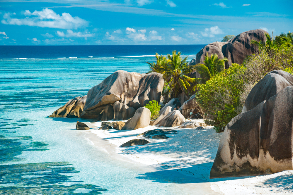 AnseSourced'Argent, LaDigue :