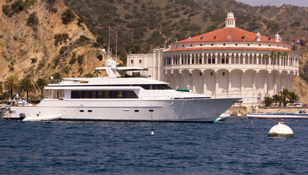 Catalina island, Los Angeles  Speed Boat Tours