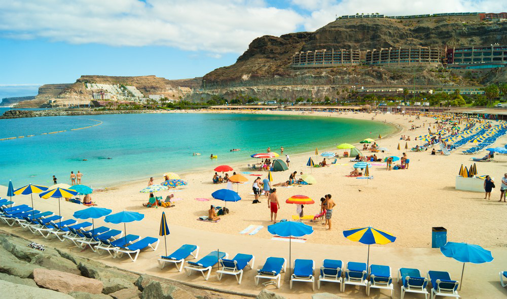 Gran Canaria Diving & Swimming Spots