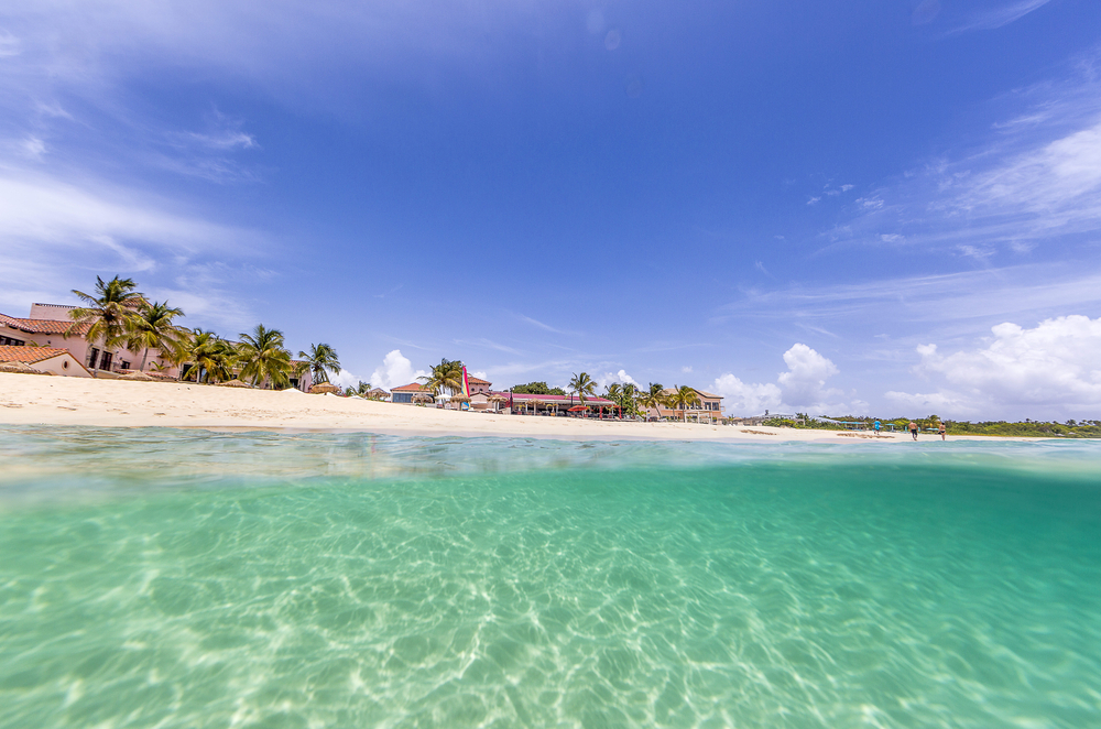 Anguilla beaches - Meads Bay