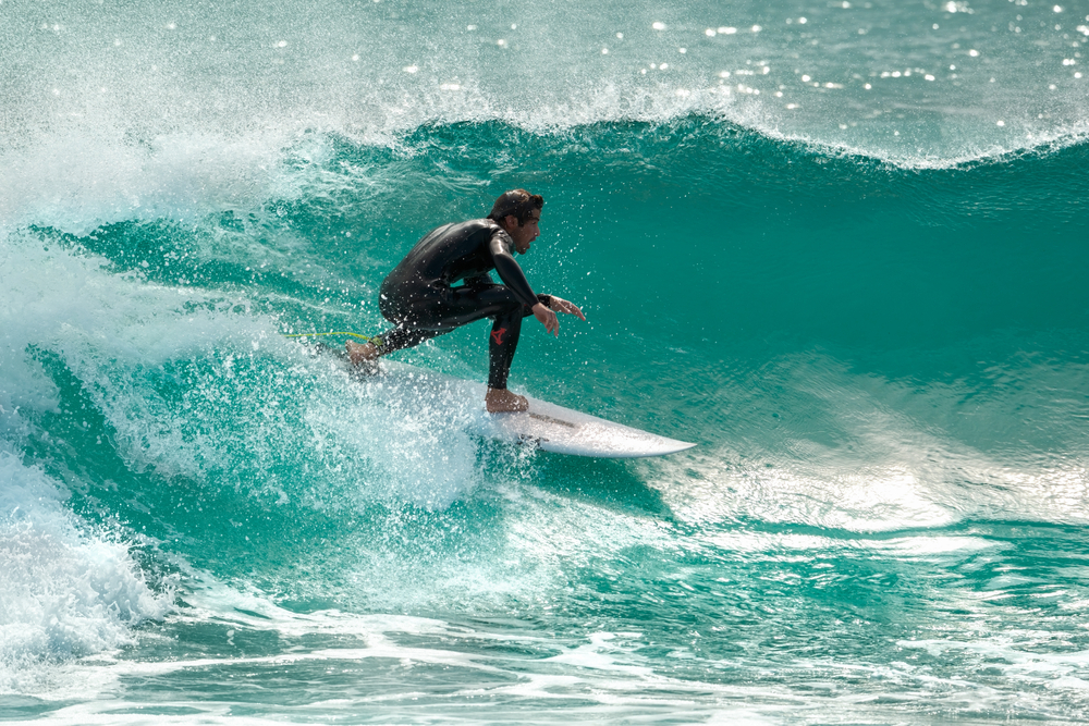 Surfing Spots at Gran Canaria
