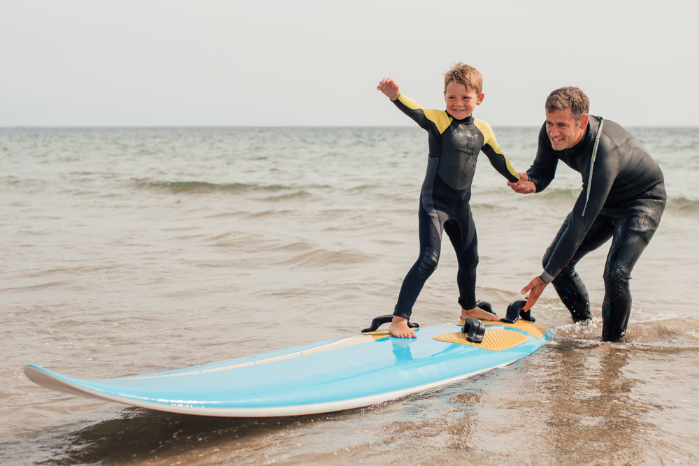 Learn Surfing at Palm Beach