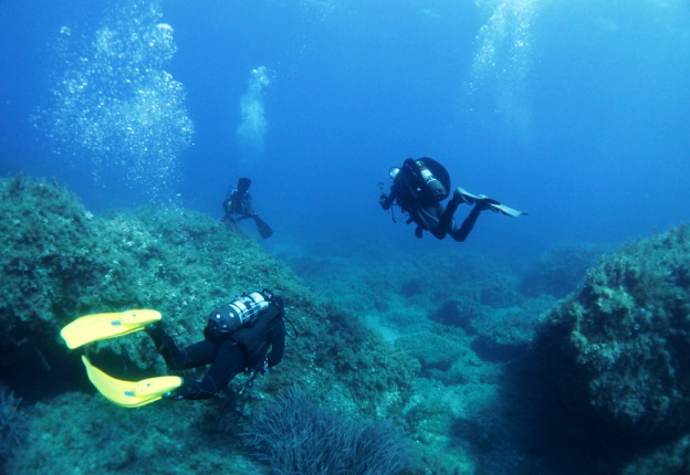 10. Dive Underwater in Comino