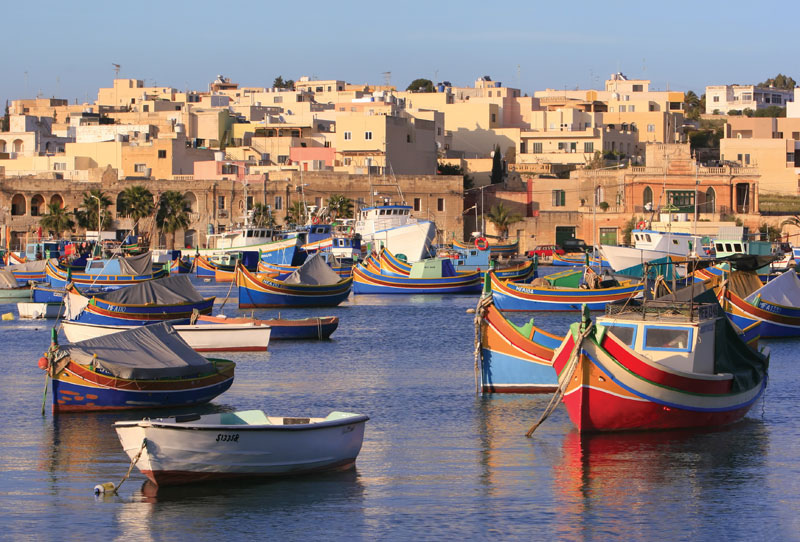 14. Grab a Fish in Marsaxlokk