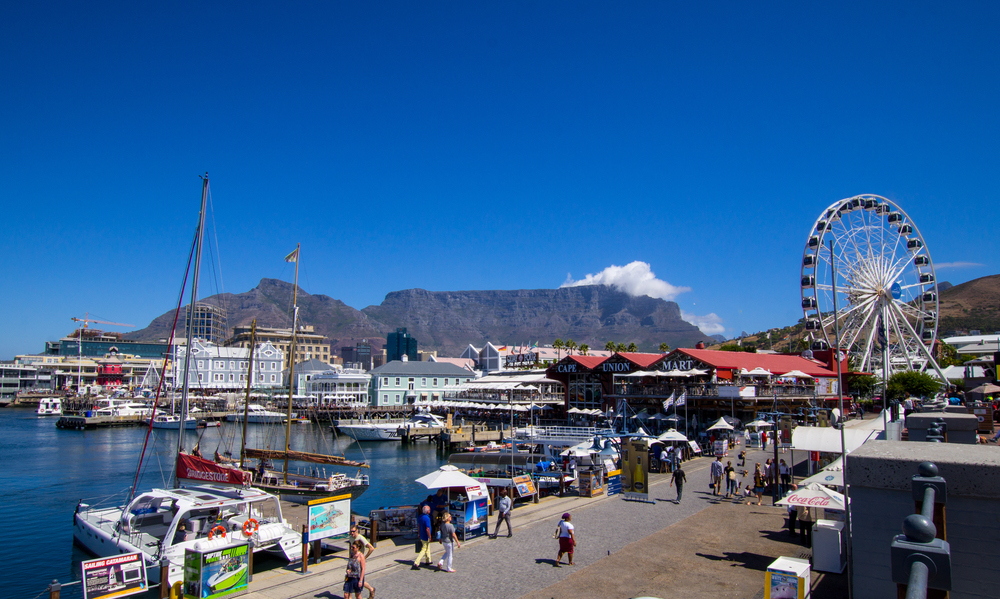 Cape Town the hotel booking