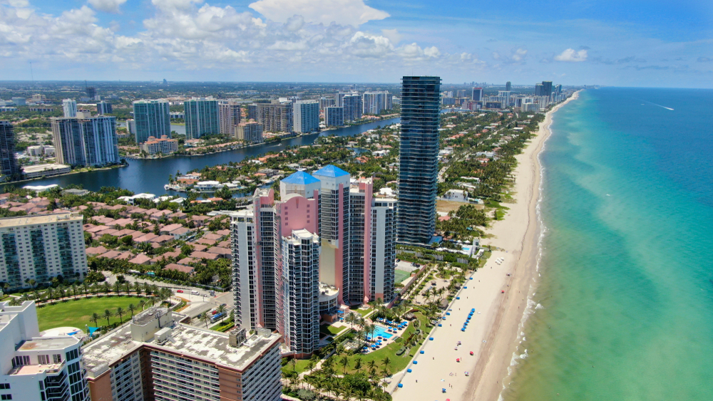 Largest Cities in Florida