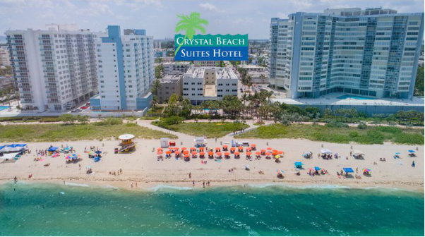 Crystal Beach Suites