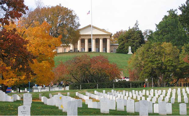 Arlington National Cemetery:  Places to visit in Virginia