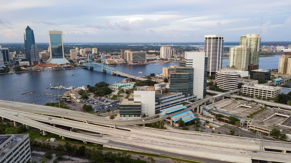 Jacksonville: The largest and most populous city