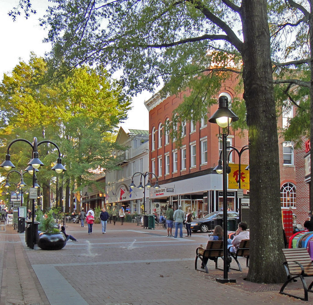 Charlottesville:  Places to visit in Virginia