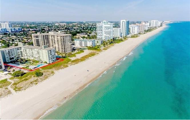 Pompano Beach: A relaxing city