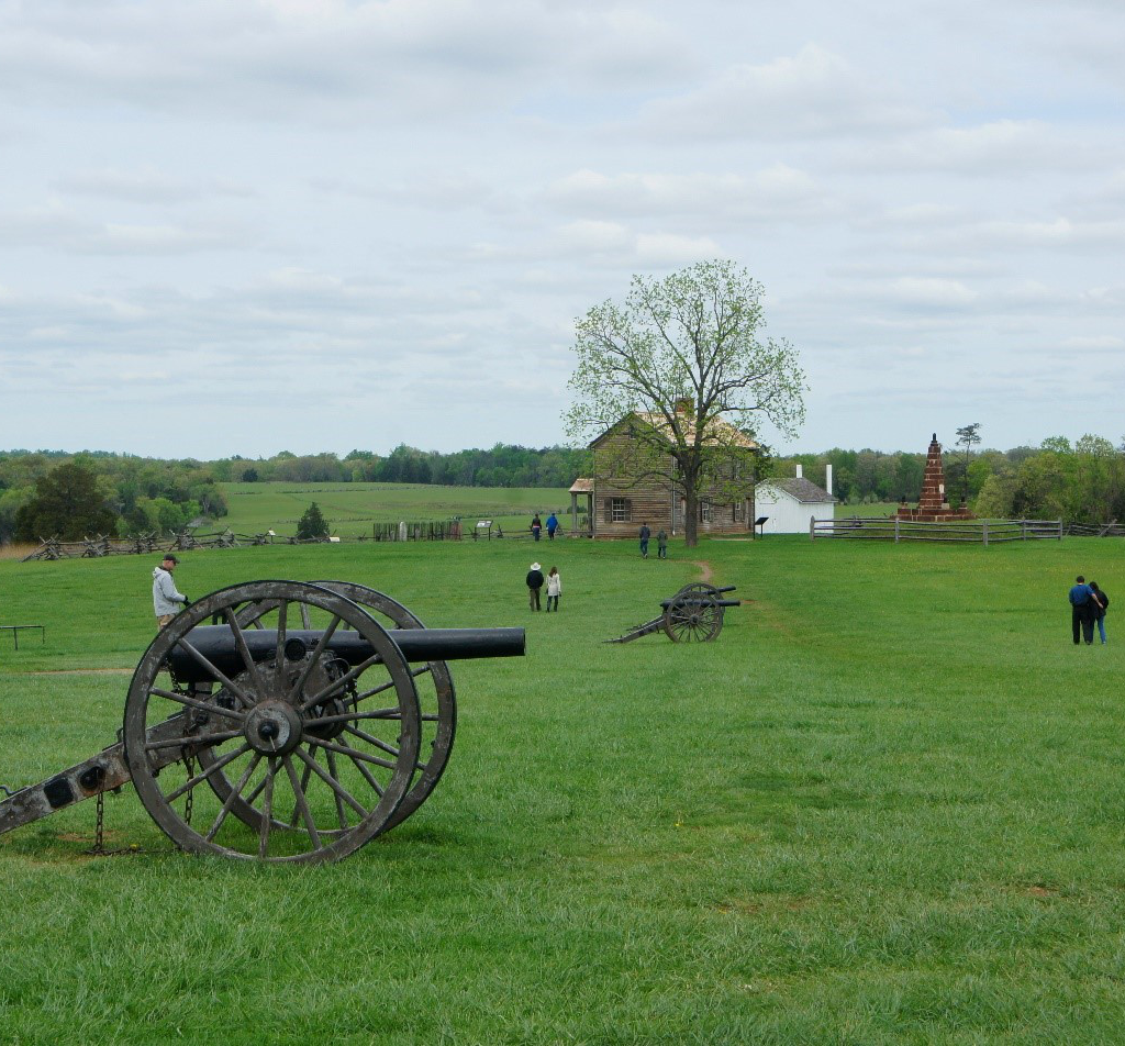 Manassas National Battlefield:  Places to visit in Virginia