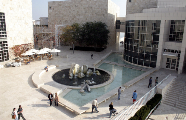 Getty Centre, Los Angeles