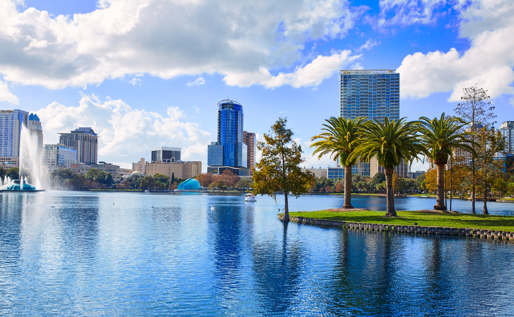 Orlando: The most visited place