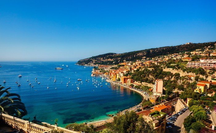 The Côte D'azur (The French Riviera)
