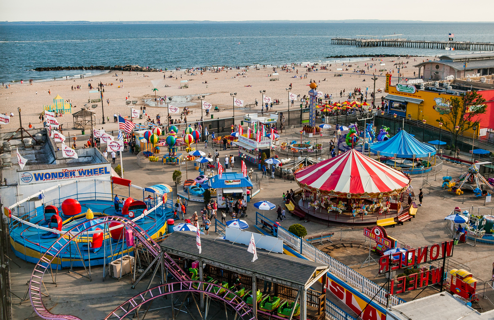 Head Out to Coney Island