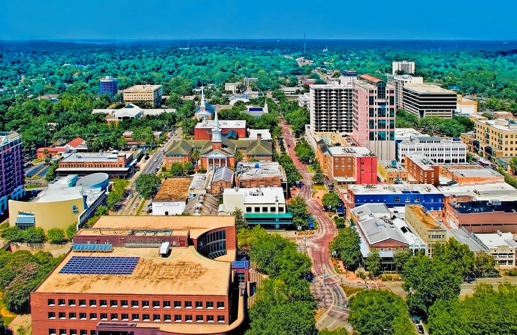 Tallahassee: The college town
