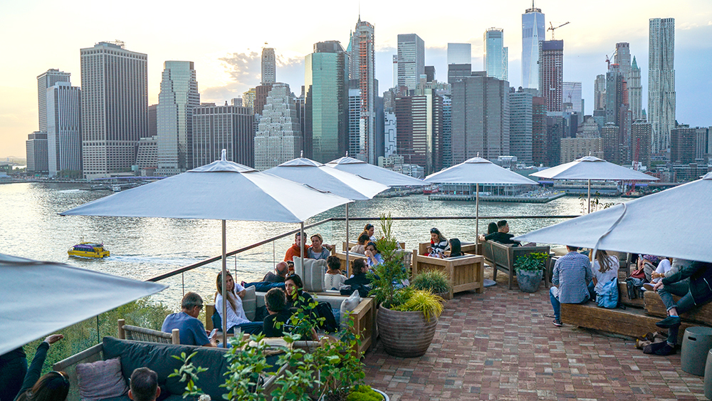 Best Rooftop Restaurants NYC