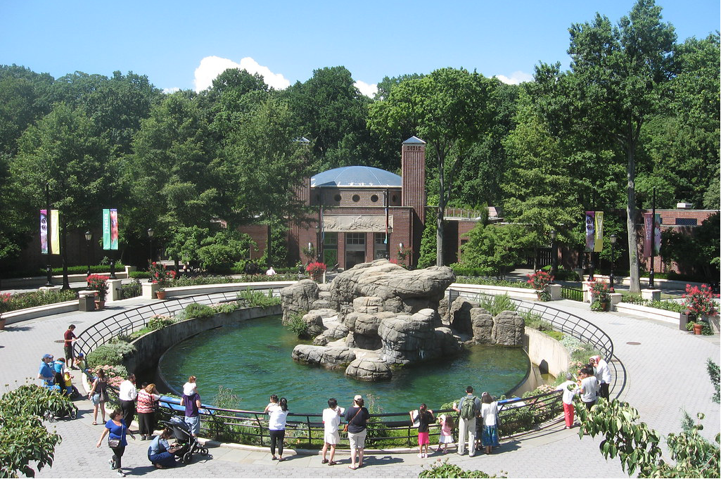 11. Enjoy a garden party in Prospect park :