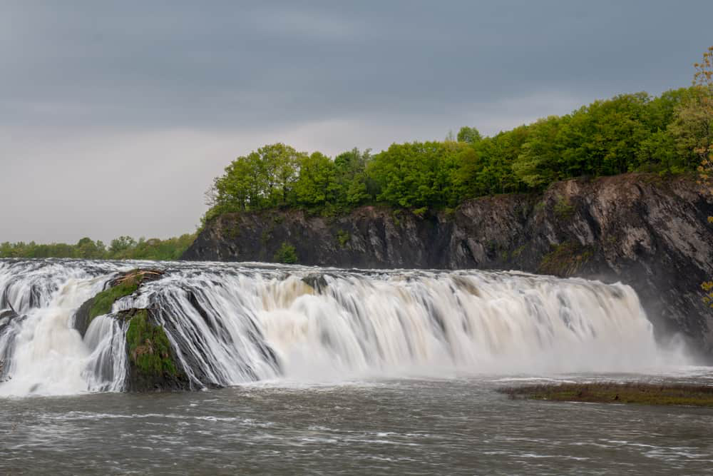 15. Cahoes Falls, Cahoes :