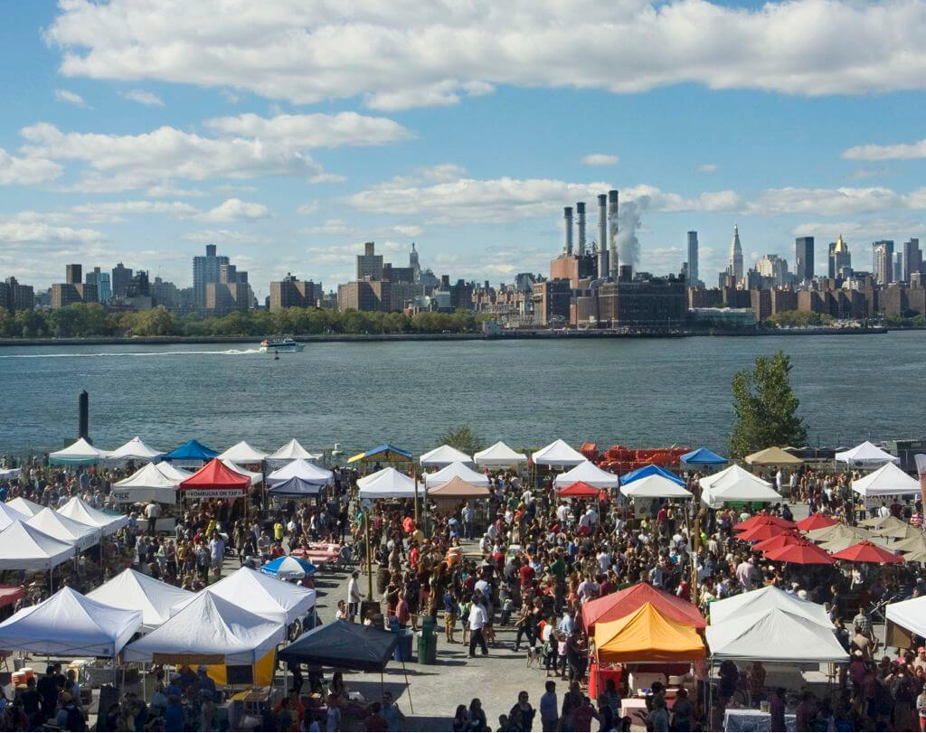 2. Shop at the Brooklyn Flea Market