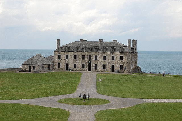 9. The Old Fort Niagara :