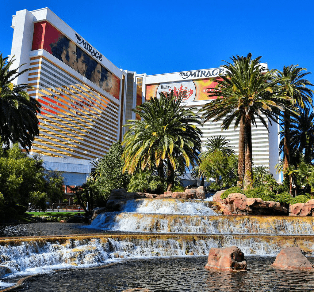 The Mirage Hotel and Casino :