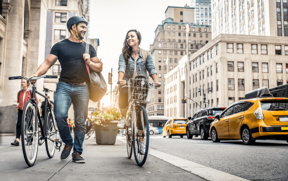 7. To Mingle with New Yorkers :