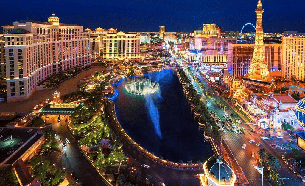 What are the bad sides of Las Vegas?