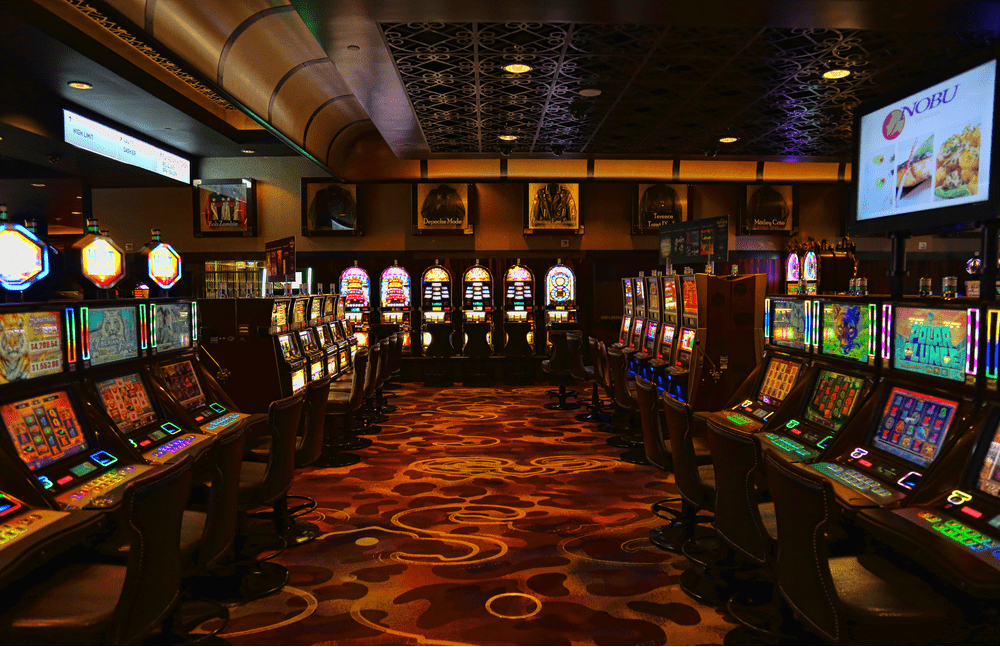 5. Go have your luck tested at the casinos :