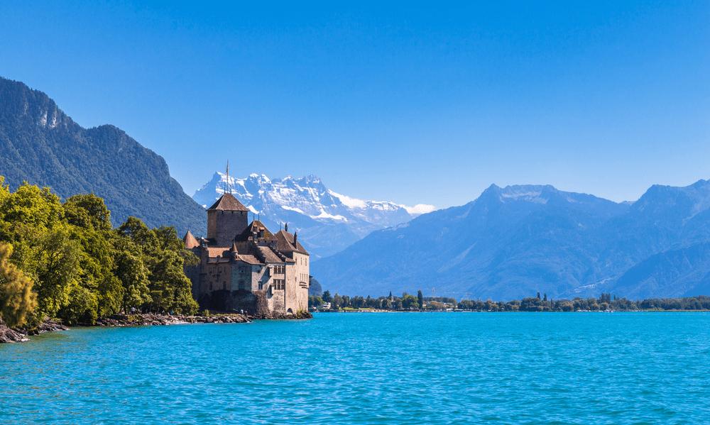 Lake Geneva (Lac Léman)